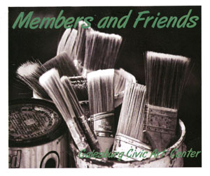 Members and Friends - Galesburg Civic Center