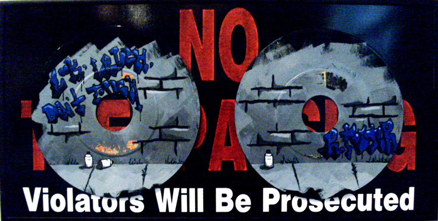 Thou Shall Not Trespass