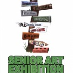 Senior Art Exhibition at North Central College