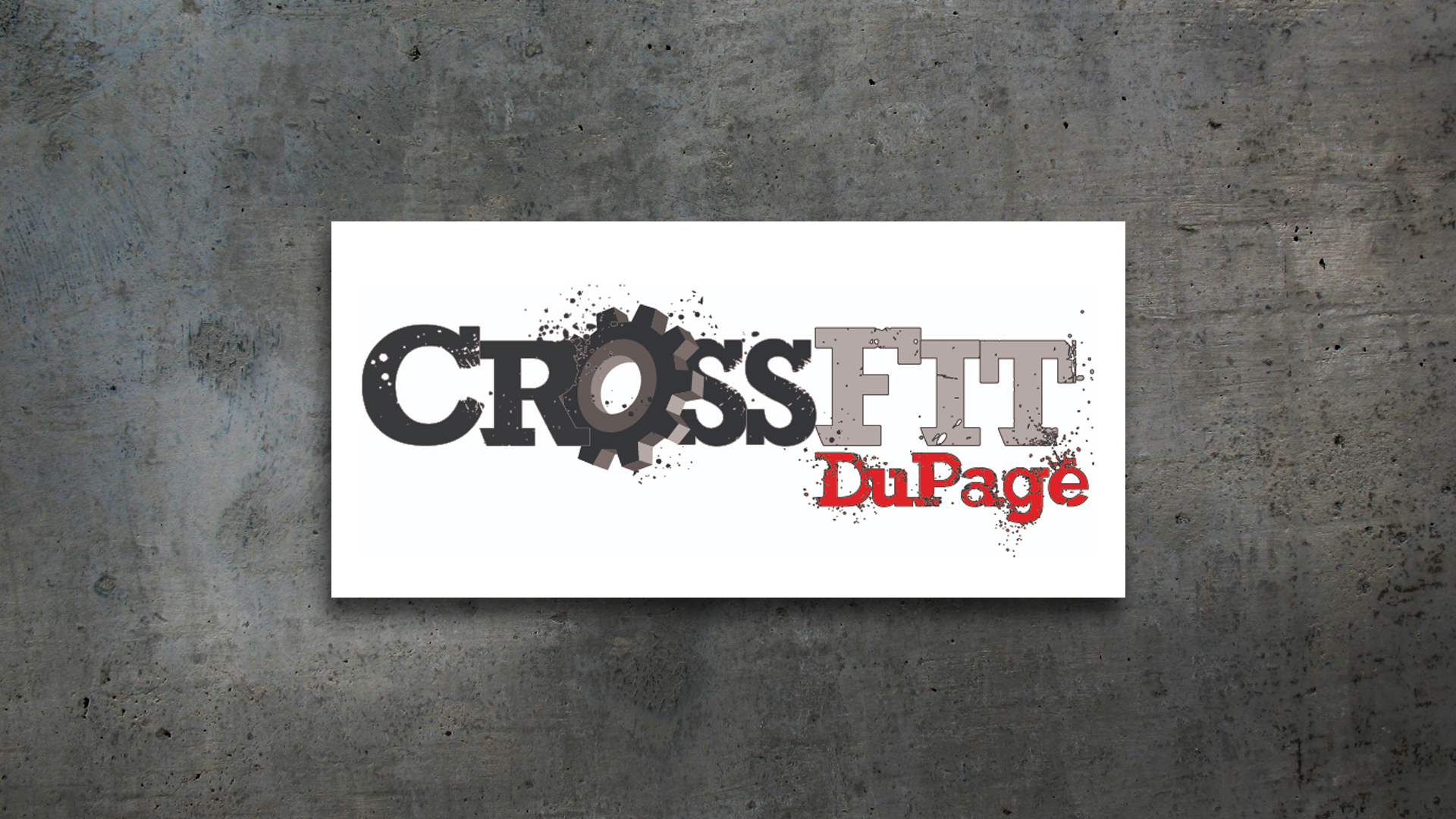 New Logo – CrossFit DuPage
