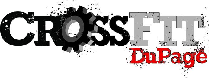 New Logo – CrossFit DuPage