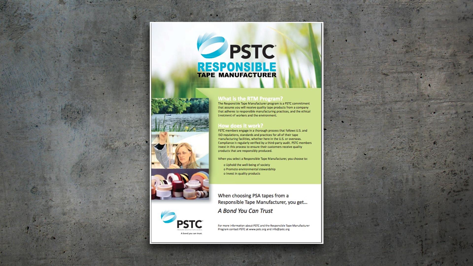 Flyer Design – PSTC RTM
