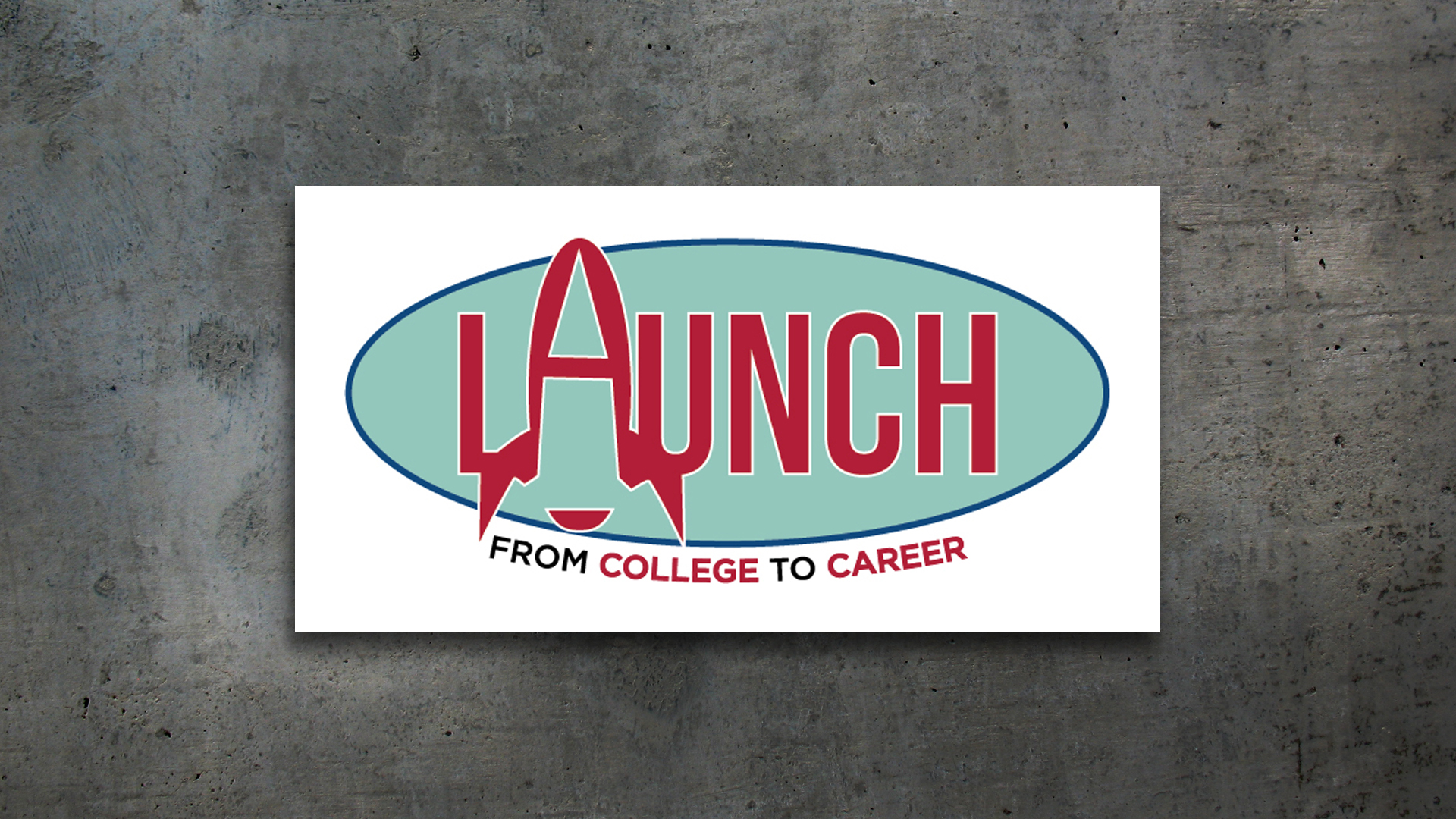 New Logo – Launch Career Counseling