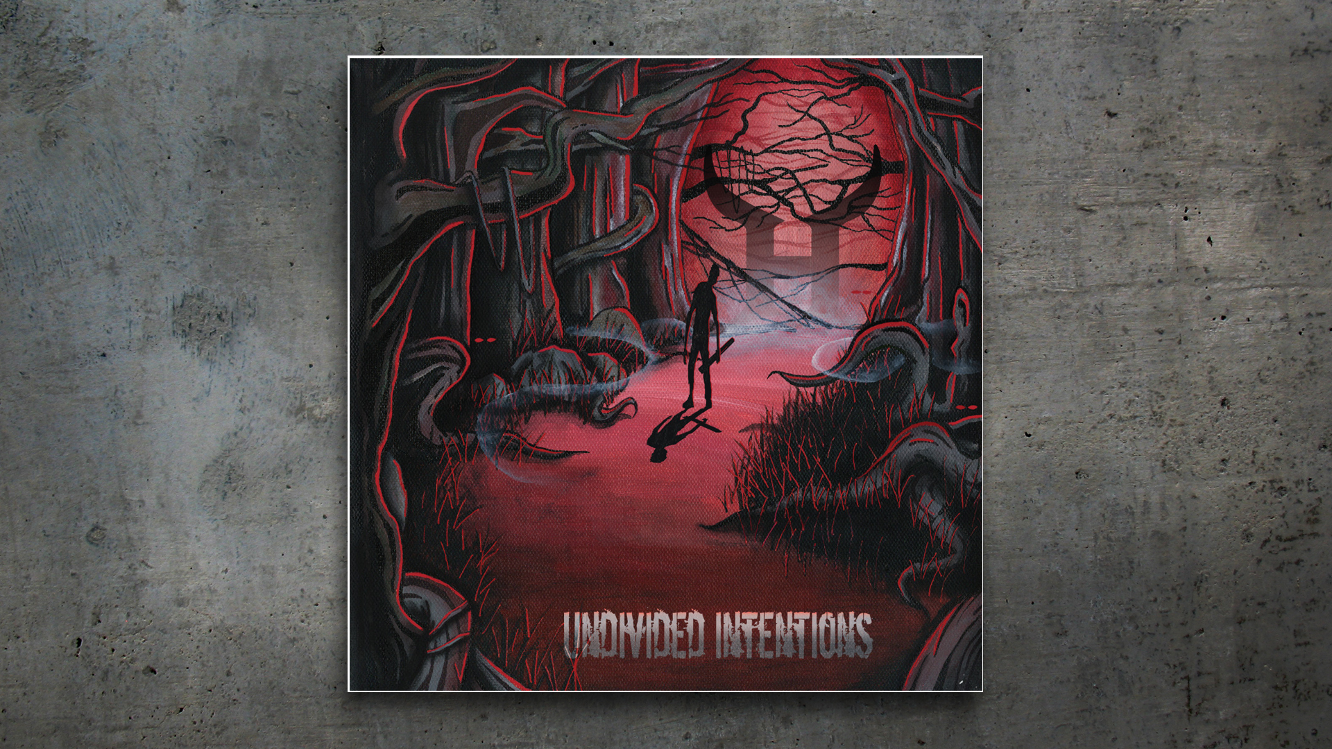 Album Cover Design: HEMI – Undivided Intentions