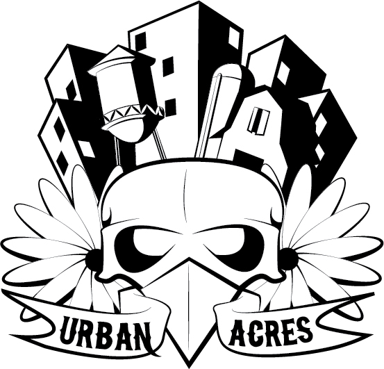 New Logo – Urban Acres
