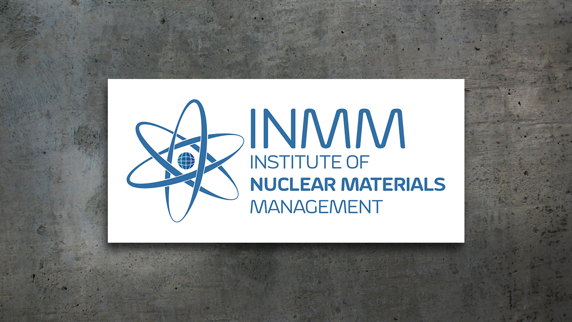 New Logo – Institute of Nuclear Materials Management