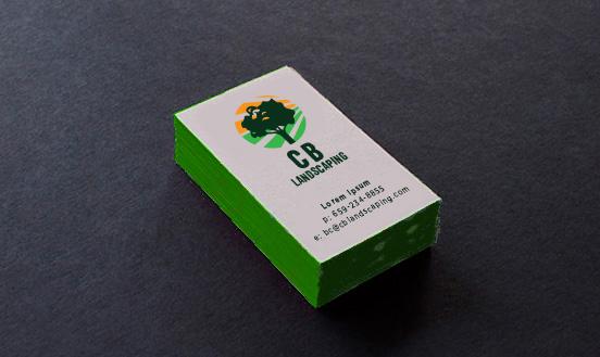 New Logo – CB Landscaping