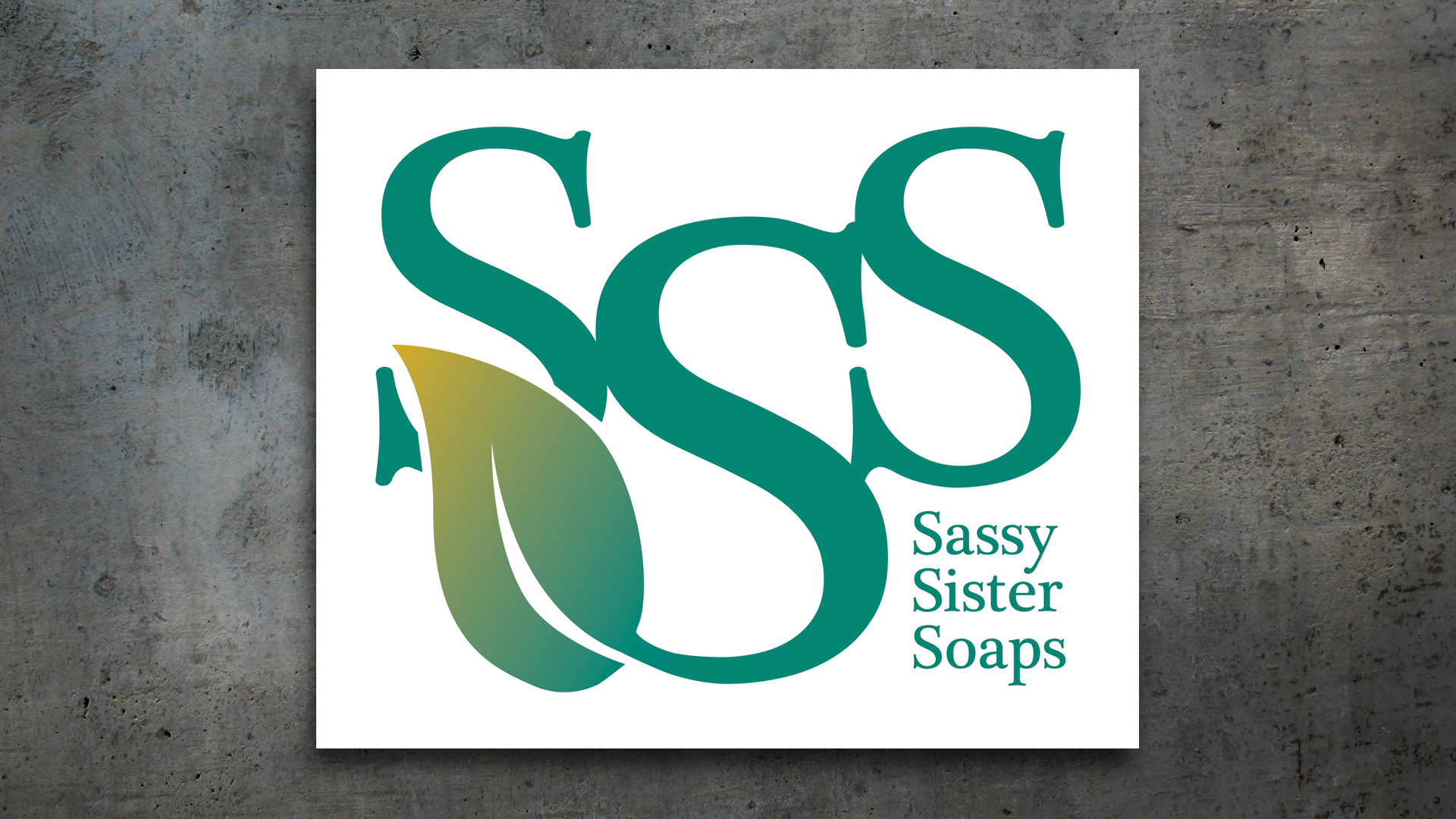 New Logo – Sassy Sister Soaps