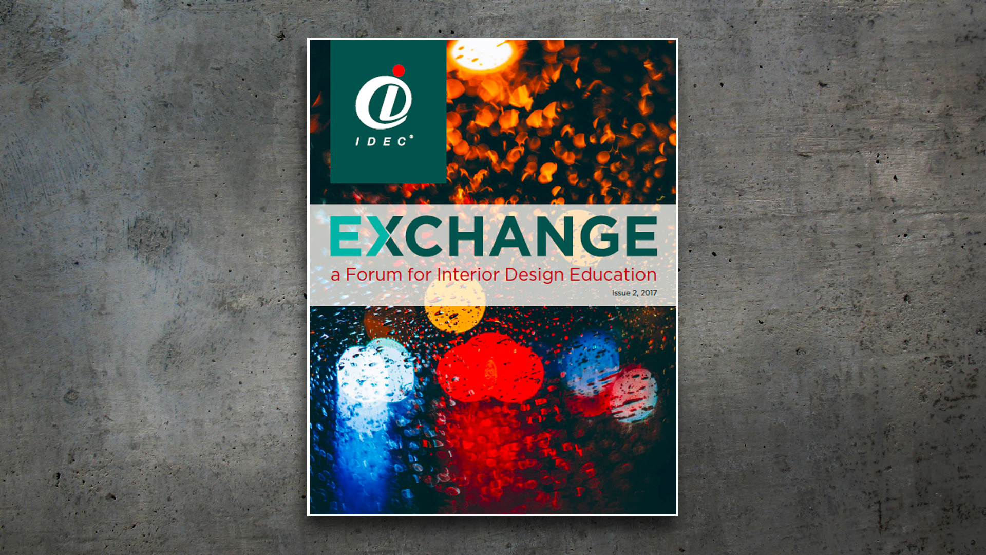 Magazine Layout – IDEC Exchange