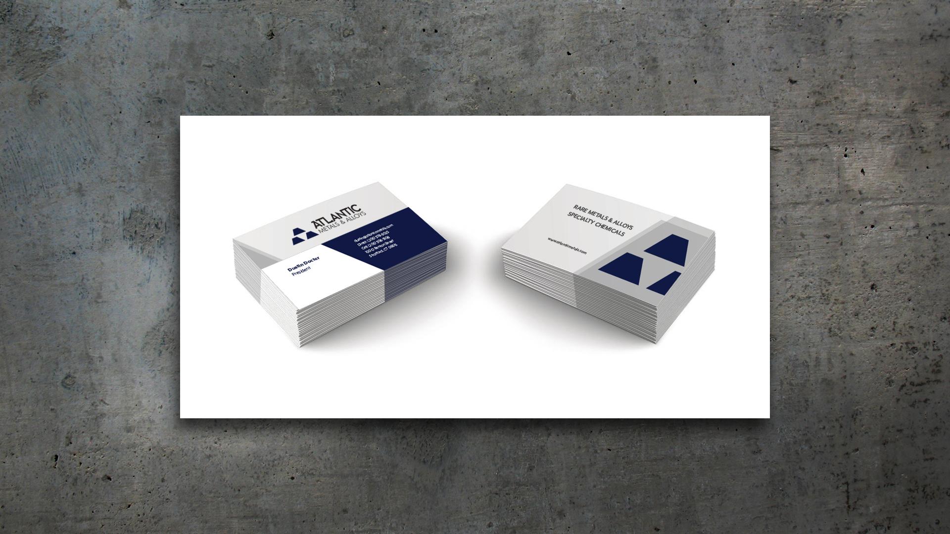 Rebranding – Atlantic Metals & Alloys