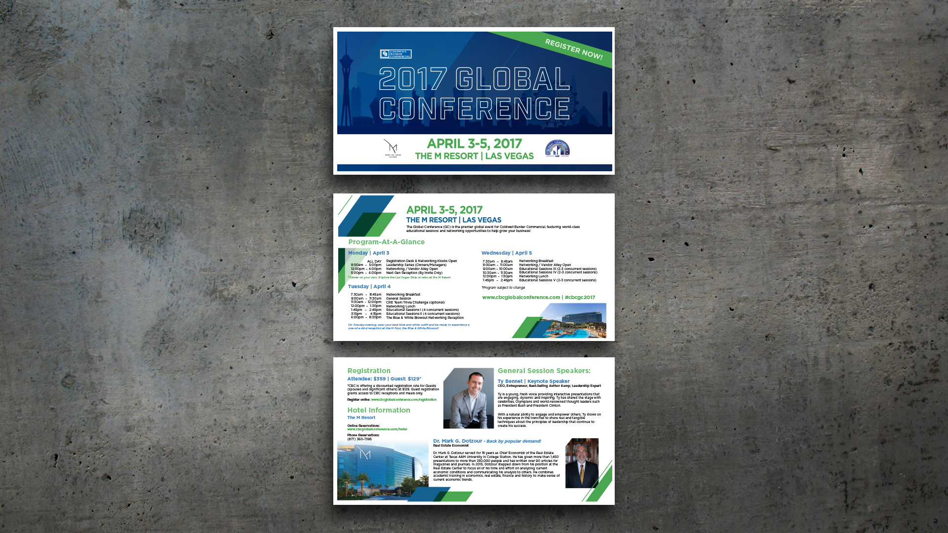 Conference Branding – CBC Annual Conference 2017